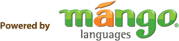 Mango Languages icon - online learning centre