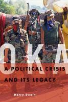 Oka a political crisis and its legacy