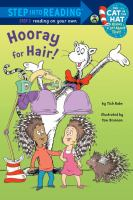 Hooray for hair - cat in the hat