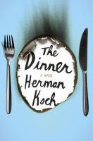 The Dinner by Herman Koch