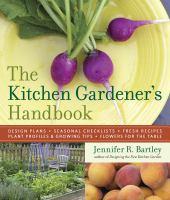 The Kitchen Gardener's Handbook by Jennifer Bartley