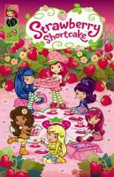 Strawberry Shortcake book