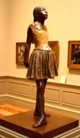 Edgar Degas' La Petite Danseuse de Quatorze Ans
