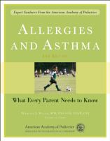 Allergies and asthma - what every parent needs to know
