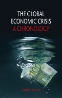 Global crisis 1
