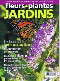 revue fleurs plantes et jardins
