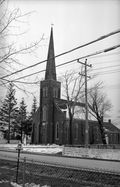 Downsview United Church, 1954