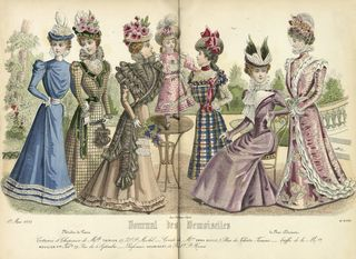 Fashion in the gilded age 27