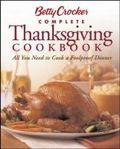 Complete Thanksgiving cookbook