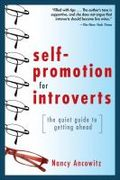 Self-Promotion For Introverts on tpl.ca