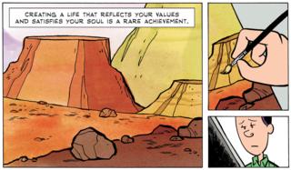 A Cartoonist's Advice
