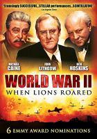 World War II When Lions Roared on tpl.ca