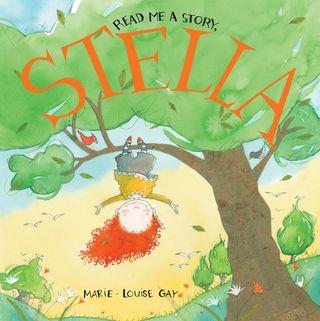 Read me a story Stella