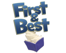 First and Best Logo