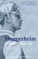 Mannerheim president soldier spy