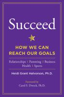 Succeed - how we can reach our goals