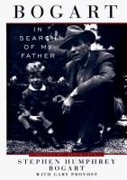 Bogart in search of my father