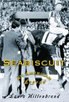 Seasbiscuit by Laura Hillenbrand