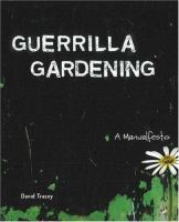 Guerillagardening