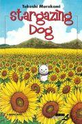 Book cover stargazing dog