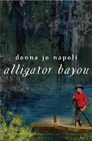 Alligator bayou cover art