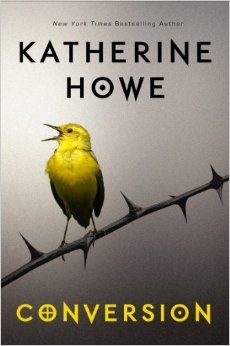 Book cover conversion by katherine howe