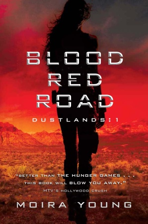 Blood red road moira young
