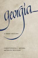 Georgia a brief history