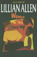 Women Do This Every Day by Lillian Allen