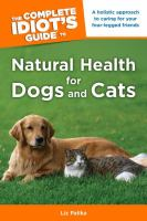 Natural Health Dogs Cats