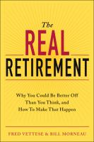 Real retirement