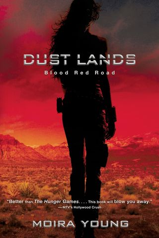 Blood Red Road, Dustlands Trilogy, book 1