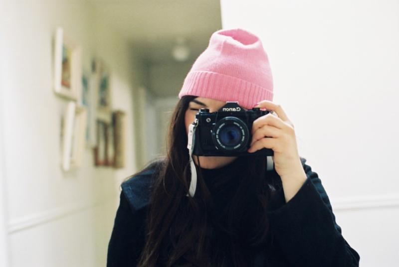 Fieldguided Anabela Piersol Pink Hat