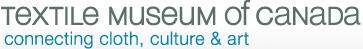 Textile Museum of Canada Logo