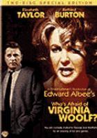 Who's afraid of Virginia Woolf Qui a peur de Virginia Woolf