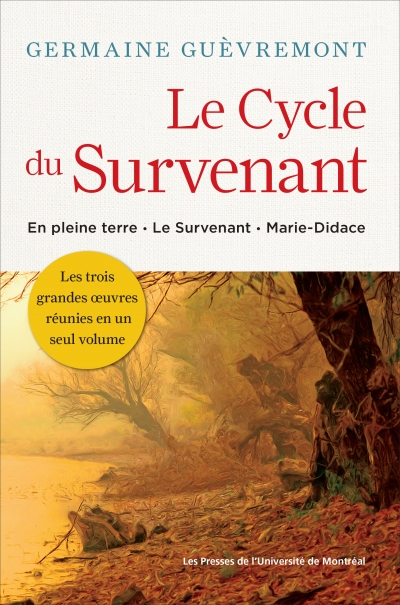 Le cycle du survenant