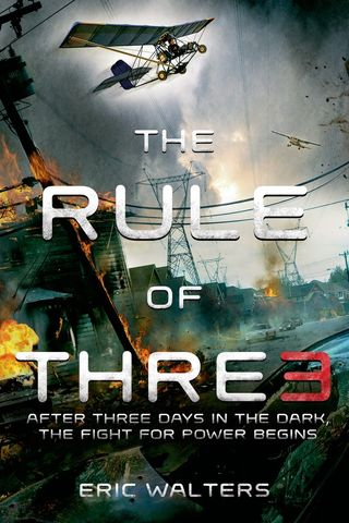 Book cover the rule of 3 by eric walters
