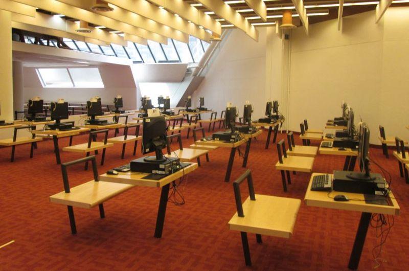 3rd Floor Computer Terrace