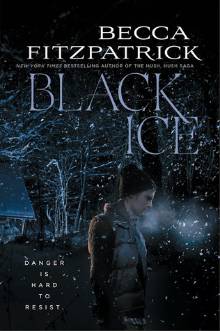 Book cover black ice by becca fitzpatrick