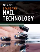 Miladys standard nail technology 6th ed