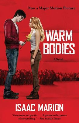 Book cover warm bodies by isaac marion