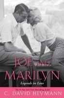 Joe and Marilyn legends in love