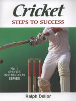 Cricket : steps to success