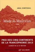 Made in Mauritius d'Amal Sewtohul