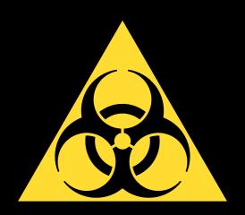 Biohazard from michigan dot gov