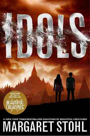Book cover idols by margaret stohl