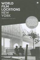 World film locations. New York