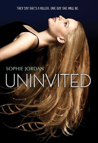 Book cover uninvited by sophie Jordan
