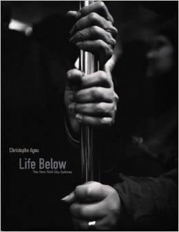 Life below  the New York City subway