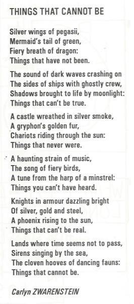 Carlyn z poem